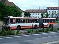Bratislava, Staré Mesto, Staromestská, Ikarus 435.jpg