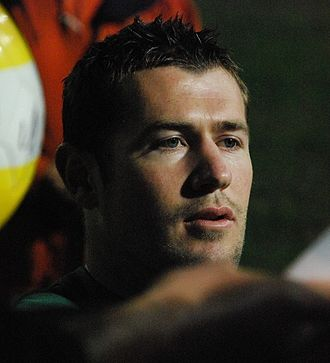 Brett Emerton - Brett Emerton at Blackburn Rovers