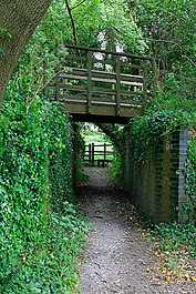 Bridge near Droxford railway station.jpg