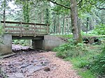 File:Bridge over Latchmoor Brook Alderhill Inclosure New Forest - geograph.org.uk - 219168.jpg