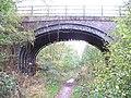 Bridge over dismantled railway. - geograph.org.uk - 74078.jpg