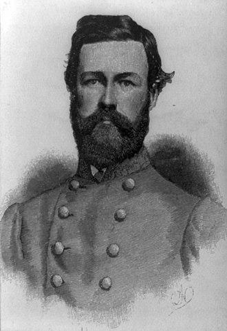 Johnson K. Duncan - Image: Brig. Gen. Johnson Kelly Duncan, head and shoulders portrait, facing front (cropped)