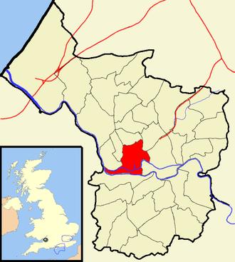 Cabot, Bristol - Image: Bristol cabot