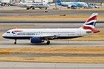 British Airways, G-EUUX, Airbus A320-232 (42595962240).jpg