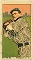 Browning, San Francisco Team, baseball card portrait LCCN2008677332.jpg