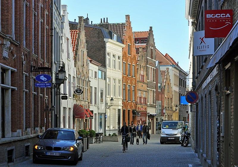 Bruges Bélgica onde ficar