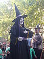 Bruixa Violeta de Gràcia - Festa del Camp d'en Grassot.JPG