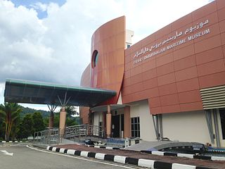 Brunei Darussalam Maritime Museum Maritime museum in Kota Batu, Brunei