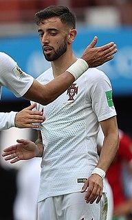 Bruno Fernandes (footballer, born 1994) Portuguese footballer