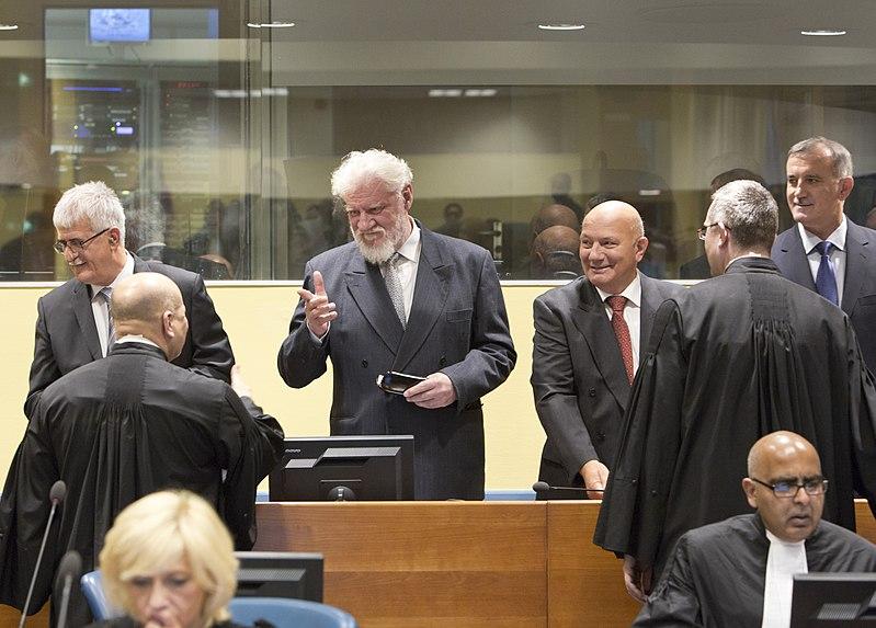 File:Bruno Stojić, Slobodan Praljak, Milivoj Petković, and Valentin Ćorić (2013).jpg