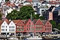 Bryggen, old quarter in Bergen (14) (36088775210).jpg