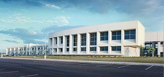 Buchanan High School (Clovis, California) - Buchanan Library