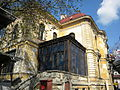 Bucuresti, Romania, Casa Macca; B-II-m-B-18440 (spate).JPG