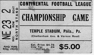 Philadelphia Bulldogs (American football)