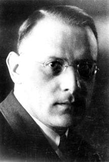 Hans F. K. Günther German Eugenicist