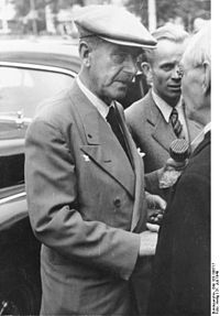Bundesarchiv Bild 183-S86717, Thomas Mann in Weimar.jpg