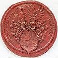 Burg Hochosterwitz Wappen der Fuerstenfamilie Khevenhueller 01062015 1156.jpg