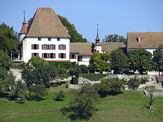 Burgistein - Burgistein Castle