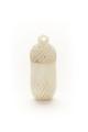 Burk med skruvlock i miniatyr av elfenben - Skoklosters slott - 92153.tif
