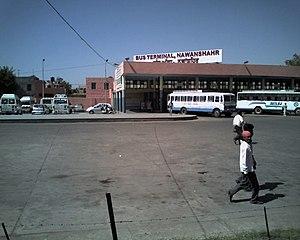 Nawanshahr - Nawashahr Bus Stand