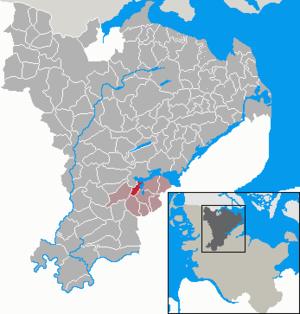 Busdorf - Image: Busdorf in SL