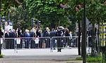 Cérémonie statue de Gaulle 8 mai 2015 Paris (1).JPG