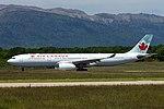 C-GHKR Airbus A330-343 A333 - ACA (26718813253).jpg