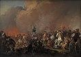 C.A. Lorentzen - Udfaldet på Amager 1658 under Svenskekrigen 1657-60 - KMS923 - Statens Museum for Kunst.jpg