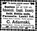 C. Adamski, Fryderykowska.jpg