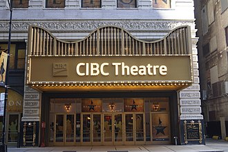 CIBC Theatre - Image: CIBC