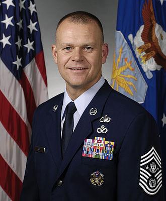James A. Roy - Image: CM Sgt James A. Roy