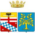 COA Elisabetta della Rovere, Marchioness of Massa.png