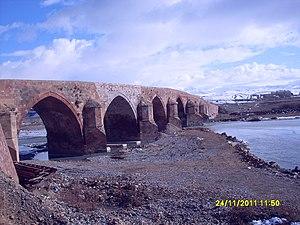 Çobandede Bridge - Çaobanded Bridge