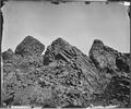 COLUMNAR BASALT, MOUTH OF GRAND WASH, COLORADO RIVER - NARA - 524191.tif