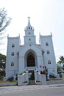 CSI Immanuel Church, Ernakulam Place in Kerala, India