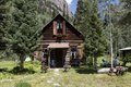 Cabin in Crystal, Colorado, a virtual ghost town in a valley on the upper Crystal River in Gunnison County, on a precipitous, a four-wheel-drive-only road between Marble and Crested Butte LCCN2015633740.tif