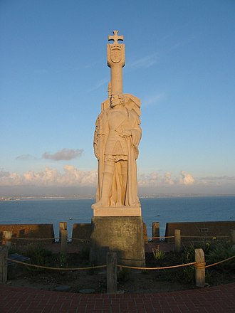 Juan Rodríguez Cabrillo - The Cabrillo National Monument in San Diego, California