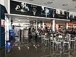 Caffe bar, Zadar Airport.jpg