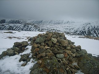 Stony Cove Pike mountain in the United Kingdom