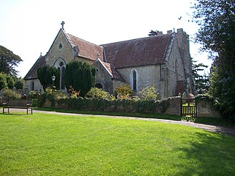 Calbourne - All Saints' Church