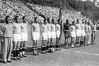 Italy at the 1934 FIFA World Cup