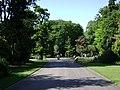 Caldecott Park, Rugby, main entrance - geograph.org.uk - 1332166.jpg