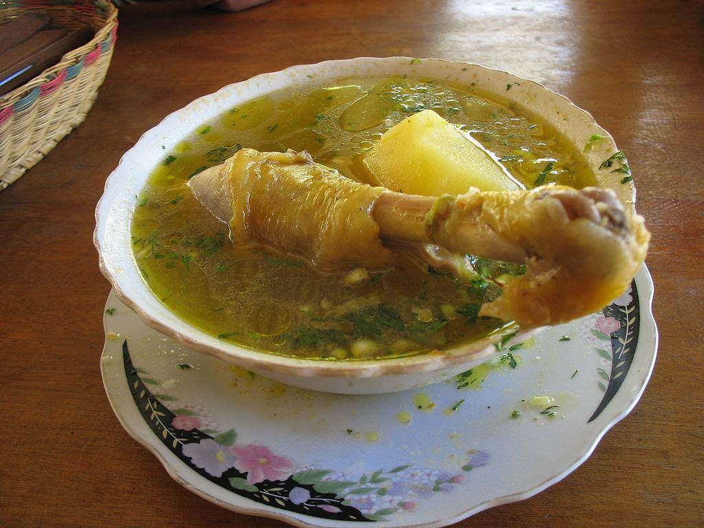 El Tapado Food Recipe