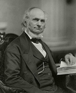 Calvin Ellis Stowe - Calvin Ellis Stowe, circa 1850
