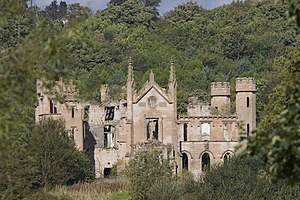 Buildings at Risk Register for Scotland - Image: Cambusnethan Priory geograph.org.uk 392333