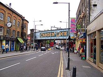 Camden Town - Image: Camden Town 9