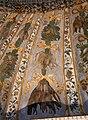 Camillo mantovano e aiuti, soffitto con festoni, cacciagione, frutta e pesci, 1567 ca. 04.jpg