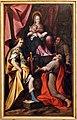 Camillo procaccini, madonna col bambino tra i ss. girolamo, vitale e francesco d'assisi, 1598-1626.jpg