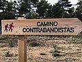 Camino de los Contrabandistas cerca del Teso Santo 5.jpg