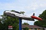 Canada Lockheed Shooting Star trainer, Gimli, MB.jpg